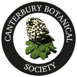 Canterbury Botanical Society logo